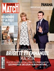Paris-Match, 14/04/2016.