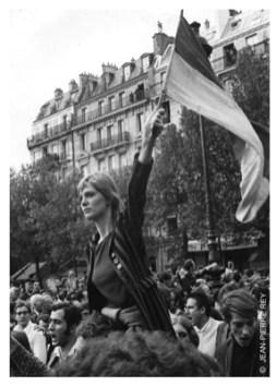 1. Jean-Pierre Rey, Paris, 13 mai 1968.