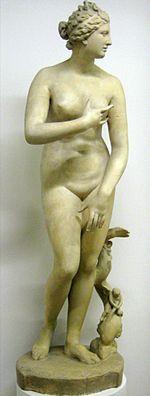 Vénus Médicis, Offices.