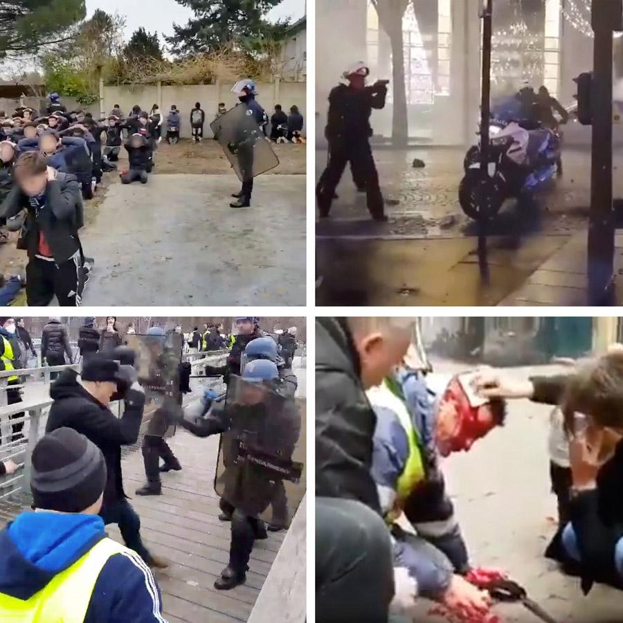 Gilets jaunes: pourquoi la vidéo l'a emporté sur le journalisme