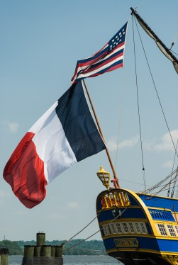 L'Hermione, Old Town Waterfront. Nikon D200, 18-70 AF-S DX @60mm, ISO 100, f/8, 1/400 sec