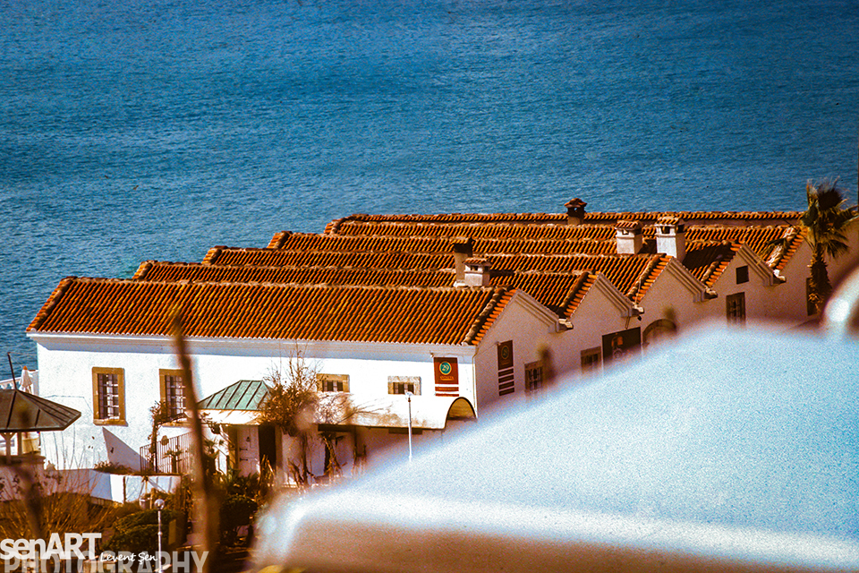 "ROOF TILES OF ""KALEİÇİ"" HOUSES – 2002/2003"