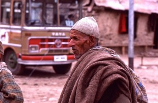 Daily Life in Vale of Kashmir, India, 1982 (1)