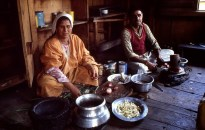 Daily Life in Vale of Kashmir, India, 1982 (22)