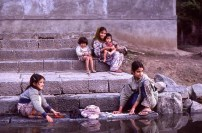 Daily Life in Vale of Kashmir, India, 1982 (31)