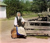 Rare Color Photos of People of the Russian Empire, ca. 1910s (18)