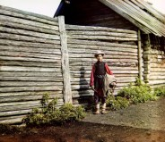 Rare Color Photos of People of the Russian Empire, ca. 1910s (6)