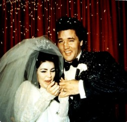 Elvis and Priscilla's Wedding May 1, 1967 (18)