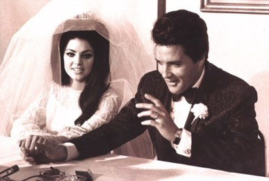 Elvis and Priscilla's Wedding May 1, 1967 (21)