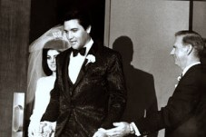 Elvis and Priscilla's Wedding May 1, 1967 (3)