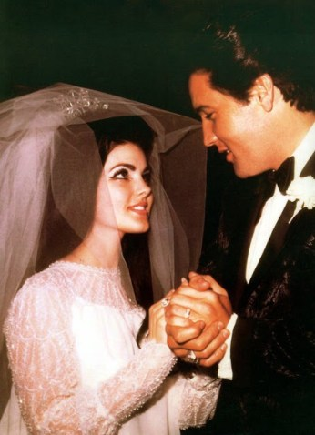 Elvis and Priscilla's Wedding May 1, 1967 (38)