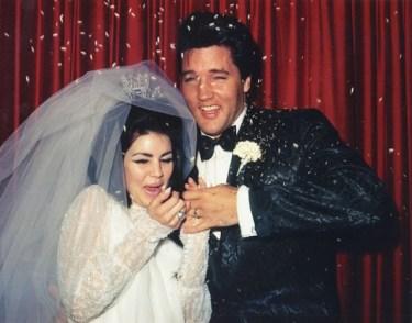 Elvis and Priscilla's Wedding May 1, 1967 (47)