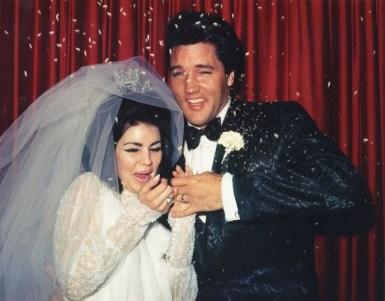 Elvis and Priscilla's Wedding May 1, 1967 (47)