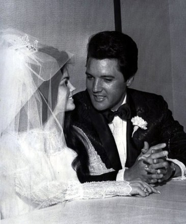 Elvis and Priscilla's Wedding May 1, 1967 (48)
