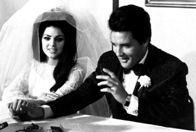 Elvis and Priscilla's Wedding May 1, 1967 (6)