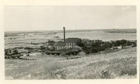 14-1-14-17 =aiea mill looking toward Pearl Harbor- Kamehameha Schools Archives
