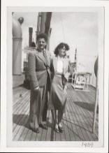 A;fred and Jana Preis on way to Islands-HanaHou