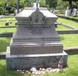 Alexander-Cartwright-Jr-grave-in-Oahu-Cemetery