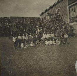 Alexander House Settlement-Japanese Kindergarten group-1903