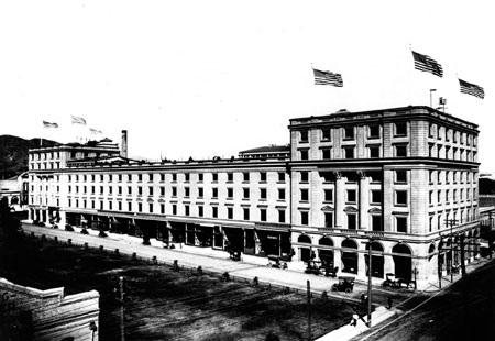 Alexander Young Building