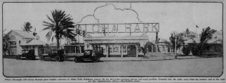 Aloha Park-Hnl SB-Sept 14, 1922