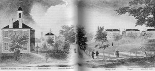 Andover_Theological_Seminary-1830s