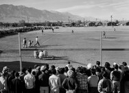 Ansel_Adams,_Baseball_game_at_Manzanar,_1943