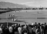 Ansel_Adams,_Baseball_game_at_Manzanar,_1943