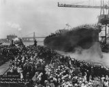 Arizona_(BB39)_At_Launch_Approaching_End_of_Ways-NARA-1915