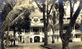 Army and Navy YMCA-(vintagehawaii)-1920s