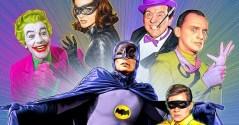 Batman and villians
