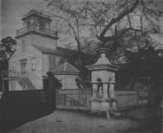 Bethel's Church, Honolulu, Hawaii, founded in 1833 as Seamen's Bethel Church