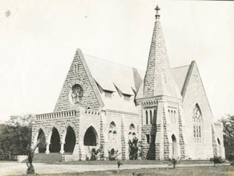 Bishop Memorial Chapel Old Kamehameha Schools Campus-(KSBE)