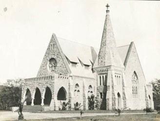 Bishop Memorial Chapel Old Kamehameha Schools Campus-(KSBE)