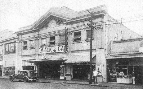 Black Cat Cafe Honolulu, HI 1939