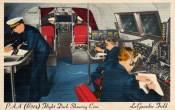 Boeing 314 Flight Deck