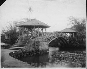 Bridge at Haleiwa Hotel