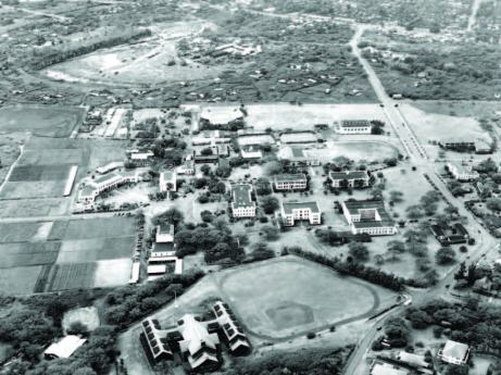 CTAHR-UH Campus-Farm on Left