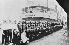 Cadets USS Training Ship Brookdale (AnglicanHistory)