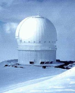 Canada France Hawaii Telescope Photo IFA 1979