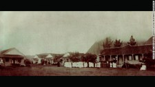 Charles R Bishop Home for Unprotected Girls and Women-Kalaupapa, Molokai-1900