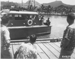 Coconut Island-Seth Parker in Background- 1940