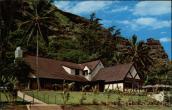 The Crouching Lion Inn Kaaawa