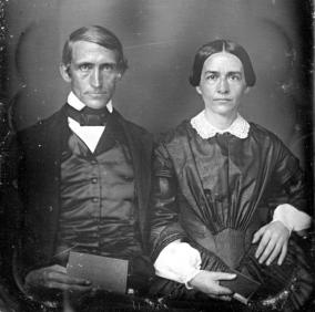 Daniel_and_Charlotte_Dole,_circa_1853