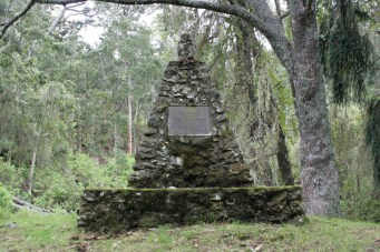 David Douglas Memorial-Kaluakauka