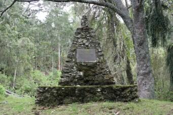 David Douglas Memorial-Kaluakauka