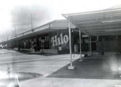 Dedication of Hilo Airport-December 5, 1953