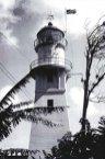 Diamond Head Light, Oahu Island -1960