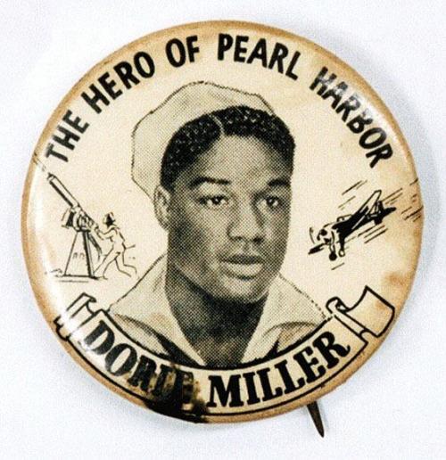 Dorie Miller Pin