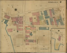 Downtown and Vicinity-Dakin-Fire Insurance- 02 -Map-1899